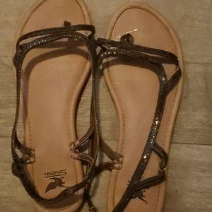 🌻🌻Shiekh Brown sandals 9.5